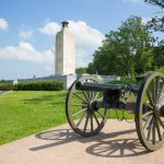 Gettysburg NMP Eternal Light Memorial