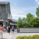 Gettysburg NMP visitors center