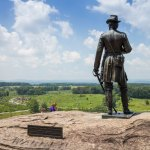 Gettysburg NMP General Warren Monument