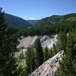 Glacier NP Goat Lick Overlook