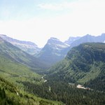 Glacier NP Going to the Sun Road