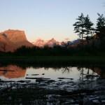 Glacier NP St Mary Lake