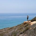 Cabrillo NM cliffs