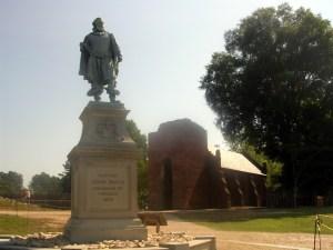 Colonial NHP John Smith