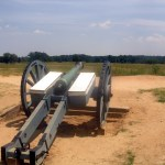Colonial NHP Yorktown cannon