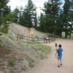 Florissant Fossil Beds NM Big Stump