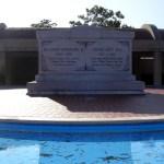 Martin Luther King, Jr. NHS MLK tomb