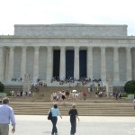 National Mall Lincoln Memorial