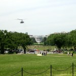 National Mall White House