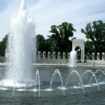 National Mall WWII Memorial