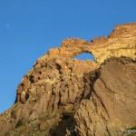 Organ Pipe Cactus NM Arch Canyon Trail