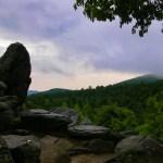 Shenandoah NP Hazel Mountain overlook