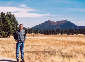 Sunset Crater NM cone