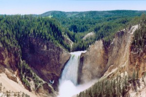 Yellowstone NP Lower Falls