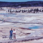 Yellowstone NP Porcelain Basin