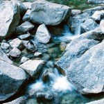 Yosemite NP stream