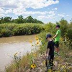 Bent's Old Fort Arkansas River