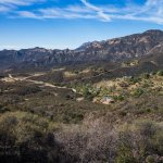 Santa Monica Mountains NRA houses