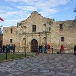San Antonio Missions the Alamo