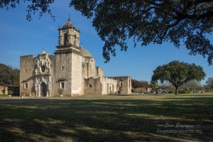 San Antonio Missions NHP San Jose church