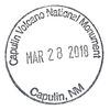 Capulin Volcano National Monument passport stamp