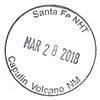 Santa Fe National Historic Trail passport stamp
