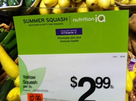 Shaws Supermarket MetroWest Boston MA I Love Newton MA Nutrition IQ