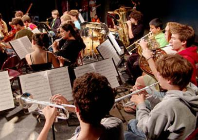 Boston Symphony Orchestra's Days in the Arts Summer 2012: 1 Week Creative Arts Sleep Away Camp in the Berkshires