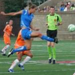 Boston Breakers, Newton Girls Soccer, April Clinic
