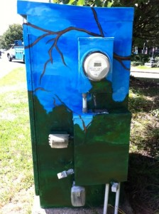BoxArt Newton, Boxart Auburndale, Newton street art, Newton, Auburndale