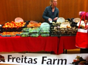 Newton Indoor Winter Farmers Market