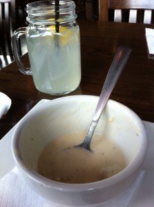 Brewer's Coalition, Newton pub, Newton gastropub, Newton restaurant, new restaurant Newton, clam chowder homemade