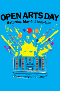 Open Arts Day Newton MA