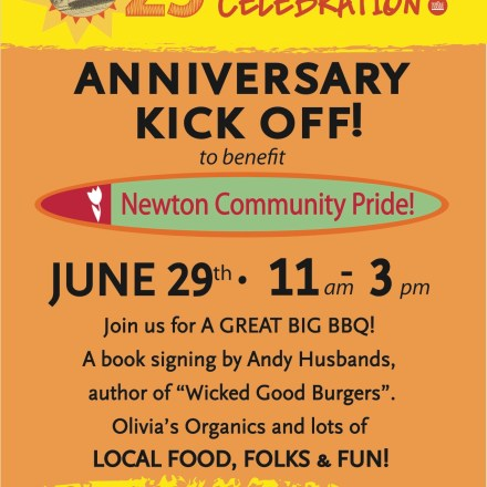 Whole Foods Newton 25th Anniversary Event
