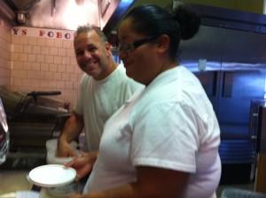 owner of po boys, Po Boys, Poor Boys, Newton New Orleans Restaurant, Po Boy sandwiches