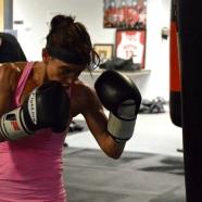 Felicia O'Brien boxer