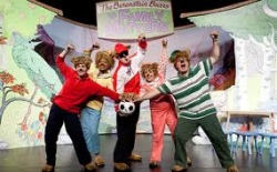 The Berenstain Bears LIVE at the JCC Newton MA