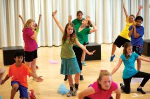 The Boston Conservatory Page to Stage