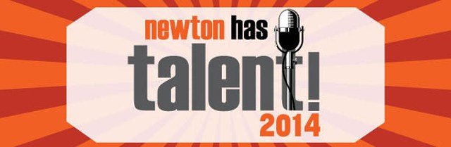 Newton Has Talent, Rotary club talent show, hosted by matty in the morning