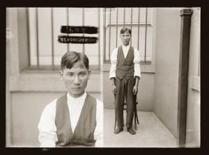 Asian criminals mugshots from 1920s