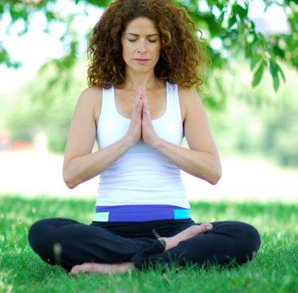 Dawn Davis rejuvenation yoga workshop Newton MA