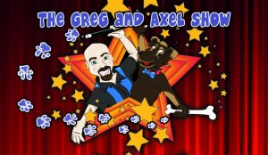 Greg McAdams Magic free show in Newton Centre