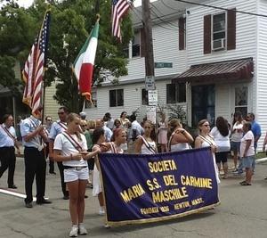 79th St. Mary of Carmen Society Festival