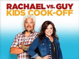 Rachael Ray vs Guy Fieri Kids Cook-Off