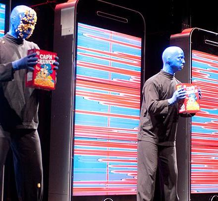 Blue Man Group & LegoLand Savings