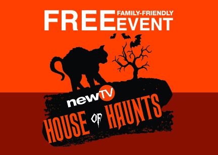 Second Annual House of Haunts Event at NewTV