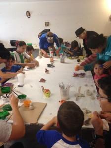 Art for Kids at Arsenal Center for Arts