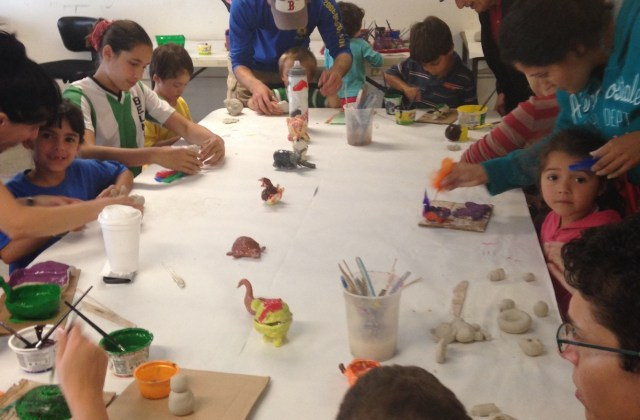 Art for Kids at Arsenal Center for Arts
