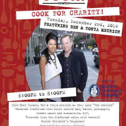 Cook for Charity