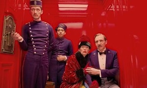 FREE Movie Matinee: The Grand Budapest Hotel
